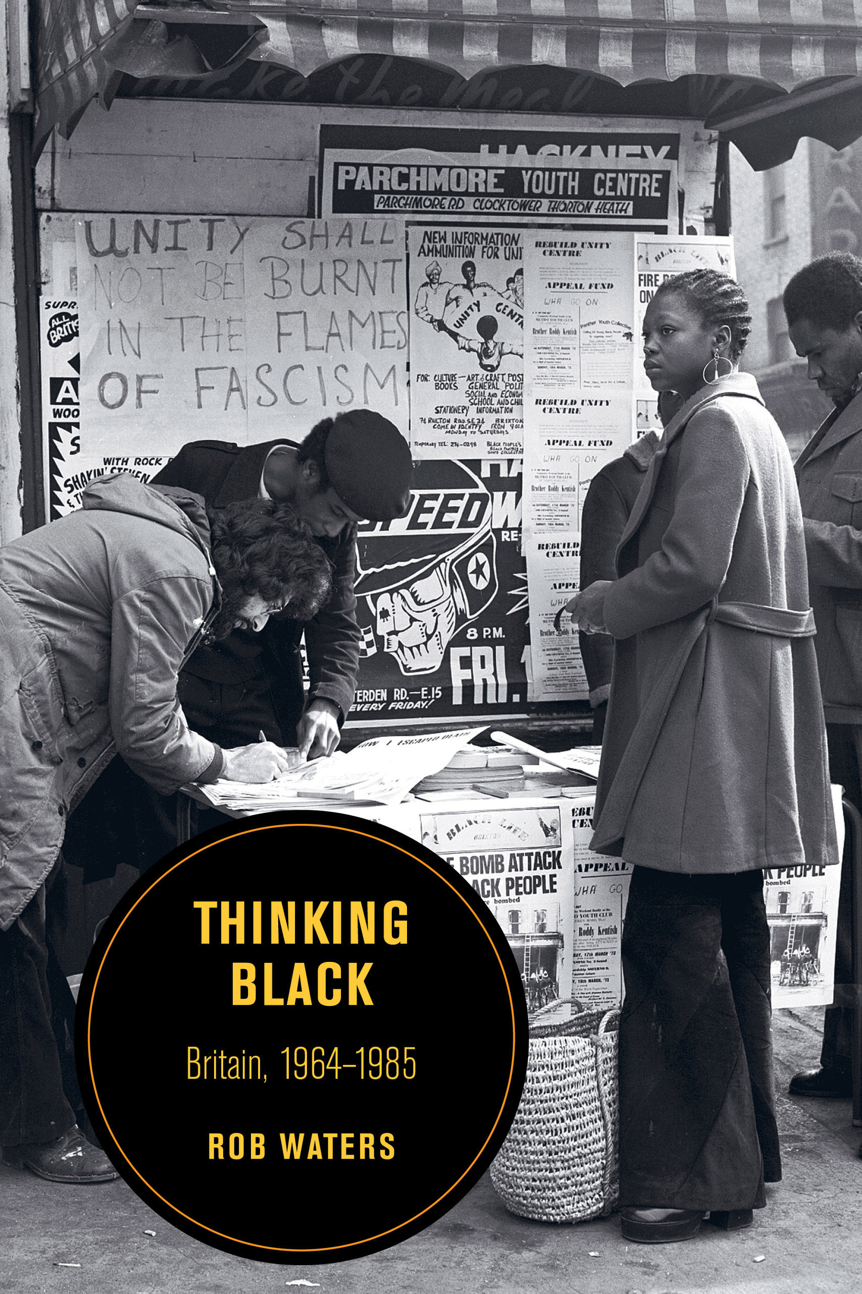 Thinking Black cover